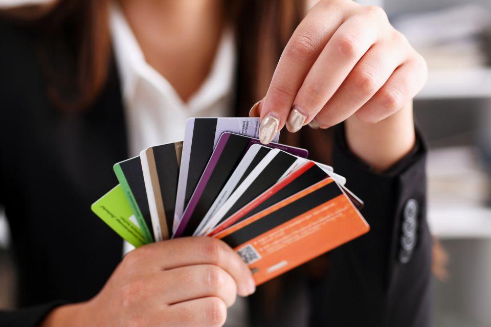Cuántas tarjetas de crédito deberías tener