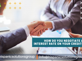 How do you negotiate a lower interest rate on your credit cards?