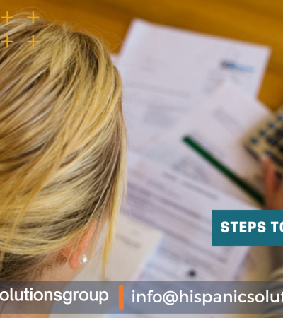 Steps to get out of debt
