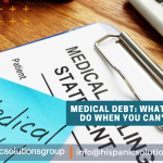 Medical Debt: What Should You Do When You Can't Pay It Off?