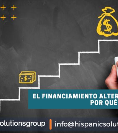 El financiamiento alternativo no tiene por qué ser predatorio