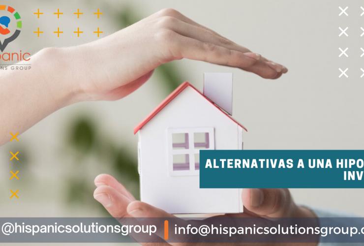 Alternativas a una hipoteca inversa
