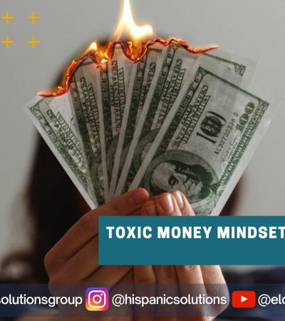 Toxic money mindset